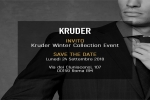 Kruder Winter Collection Event
