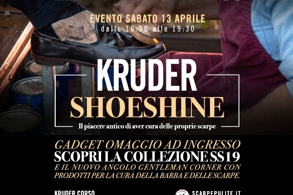 Invito New #ShoeShine Event